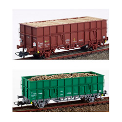 "K*train - Renfe vagón abierto ""X3"" escala H0"