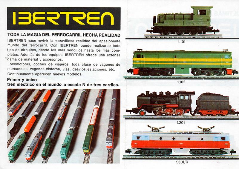 Locomotoras Ibertren 3N