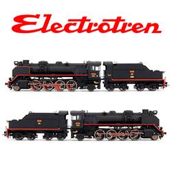 Locomotora Renfe Mikado Electrotren H0