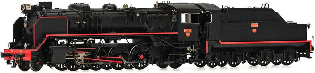 locomotora a vapor Mikado de Renfe
