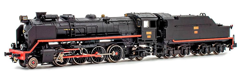 Locomotora Renfe Mikado