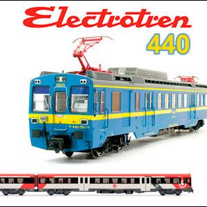 440 Electrotren H0