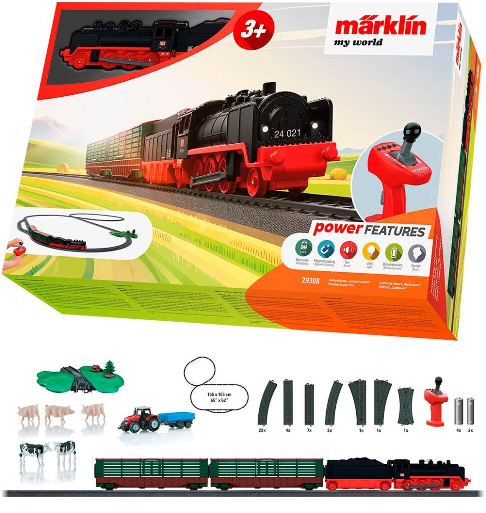 Trenes infantiles Märklin My World
